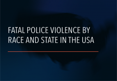 fatal police violence by race and state in the USA